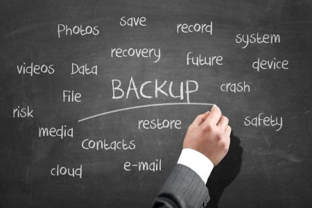 Automated dependable backup of your important data