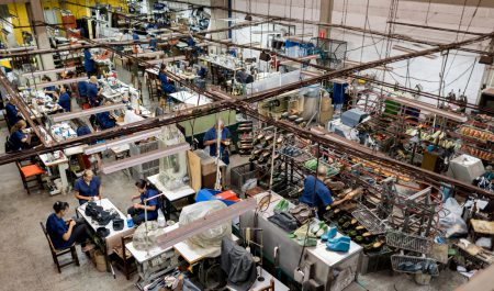 Networks for manufacturing